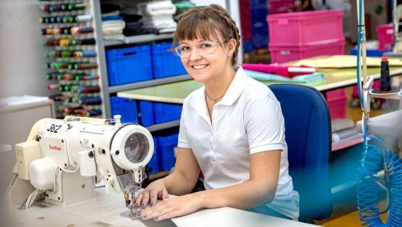 Ausbildung Textil- und Modeschneider /-in