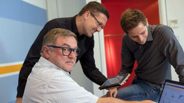 Team Digitale Projekte und Anwendungen