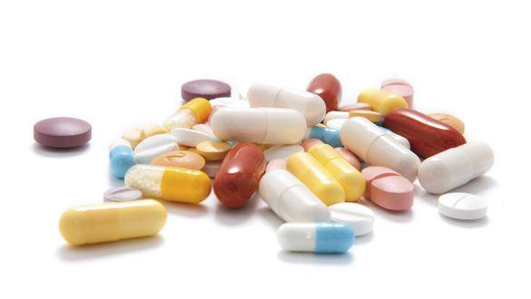 Tabletten in der Venentherapie