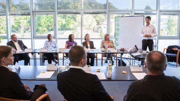 Seminare Führungs- und Kommunikationskompetenz