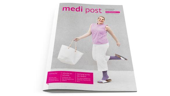 medi Post Sommer Herbst 2021 Cover