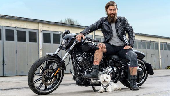 Genumedi Stabil Soft Biker Hund