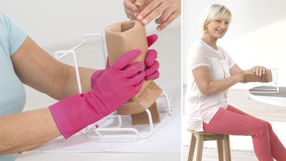 medi Arm Butler: Anziehhilfe für Kompressionsstrümpfe für den Arm