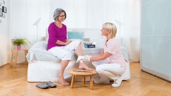 Häufig gestellte Fragen zum medi Wundtherapiekonzept