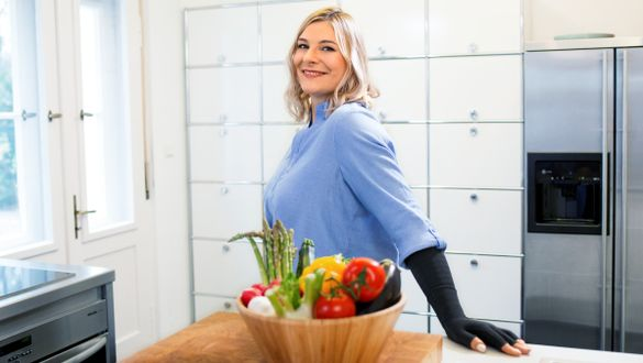 What should I eat for lipoedema and lymphoedema?