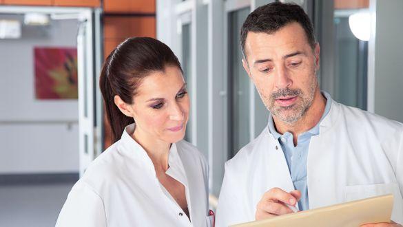 Szpitalne produkty kompresyjne firmy medi