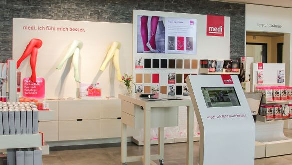 medi world of experience medical retail shops