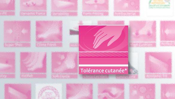 Tolérance cutanée