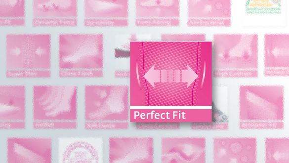 Perfect Fit - Правильное распределение изделия на ноге