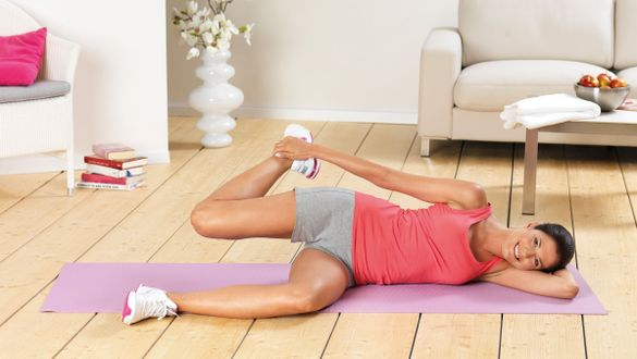 Physio exercises to do yourself