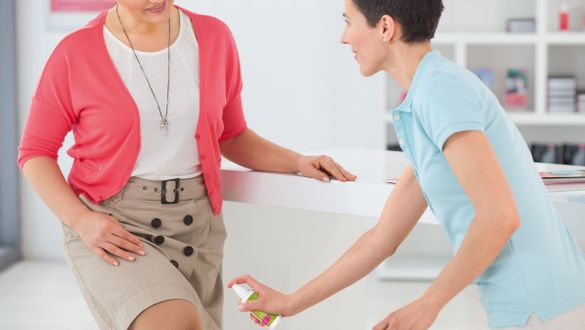 How to look after compression stockings correctly