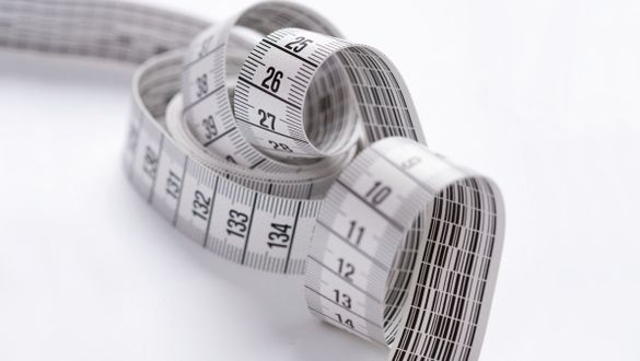Tape measure from medi
