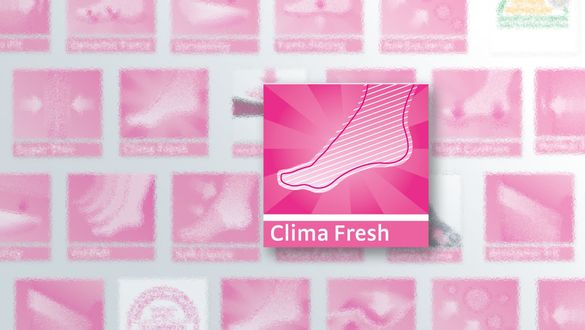 Clima Fresh in medi producten