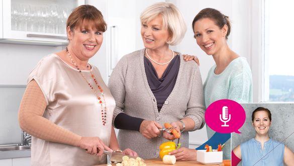 Lymphödem nach Brustkrebs Interview mit Christine Raab