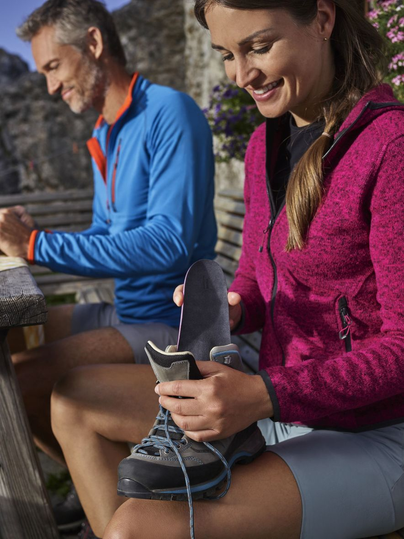 igli Comfort Carbon-Einlagen – eine Wohltat für die Füße