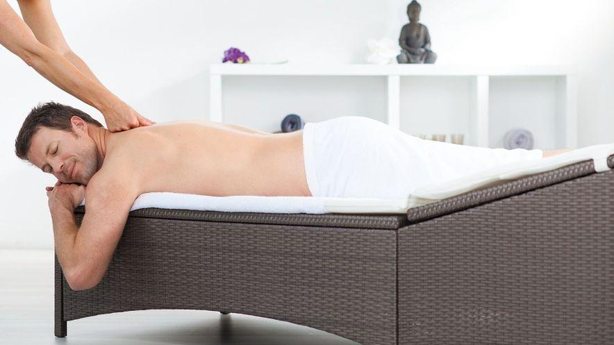 Massagen steigern das Wohlbefinden