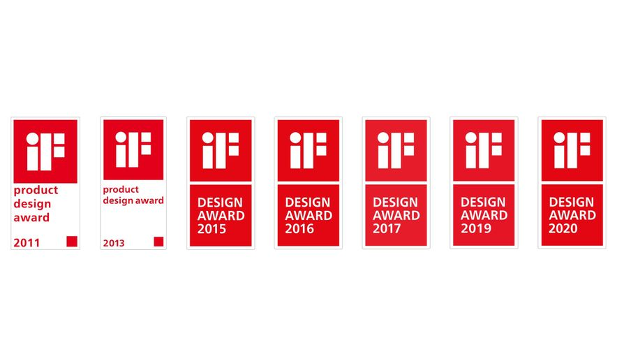 iF Design Award Logos