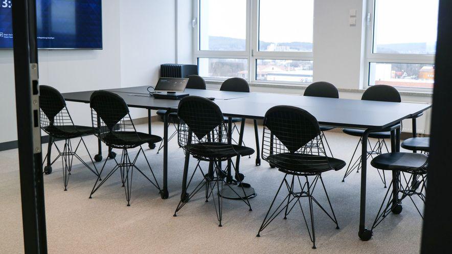Modern Workplace Pilotprojekt Besprechung