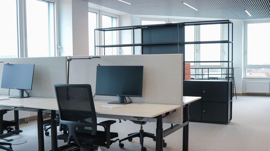 Modern Workplace Pilotprojekt Büro