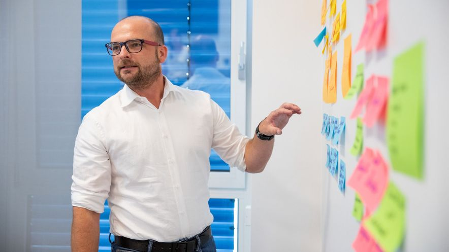 Workshop Innovation medi Marcus Weismantel