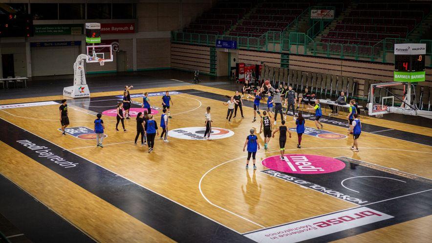 Azubi Basketball Ausbildung Karriere
