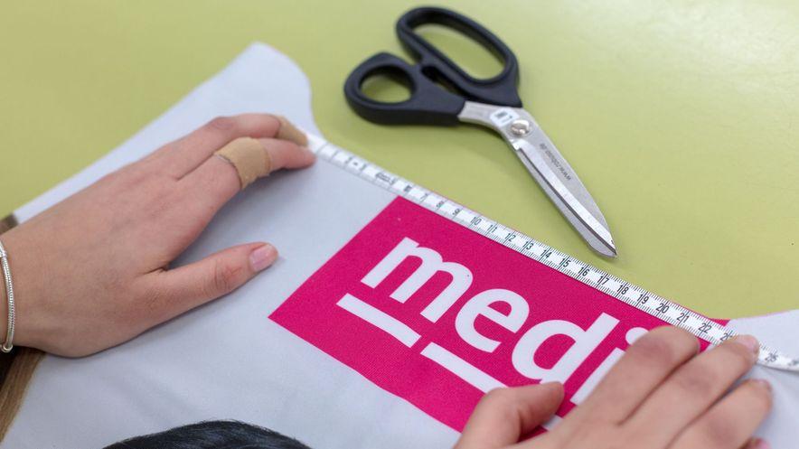Lehrwerkstatt bei medi