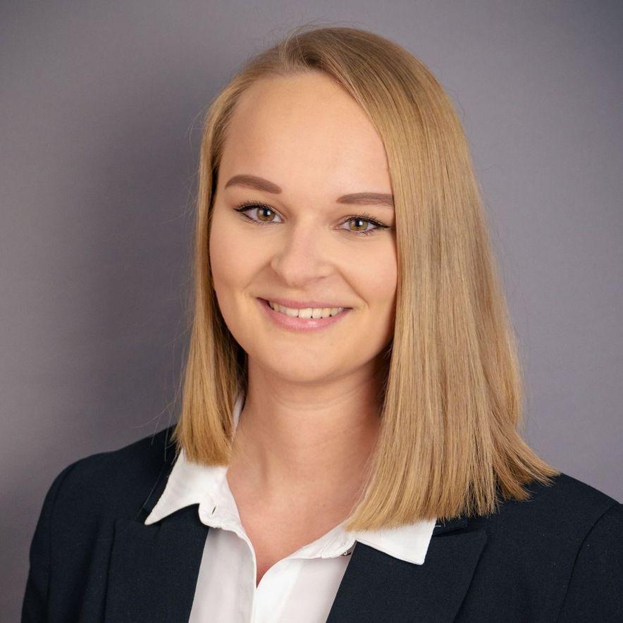 Johanna Weizer ist Deutschlandstipendiatin