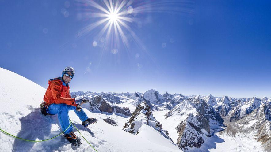 Stephan Siegrist Himalaya Cerro Kishtwar