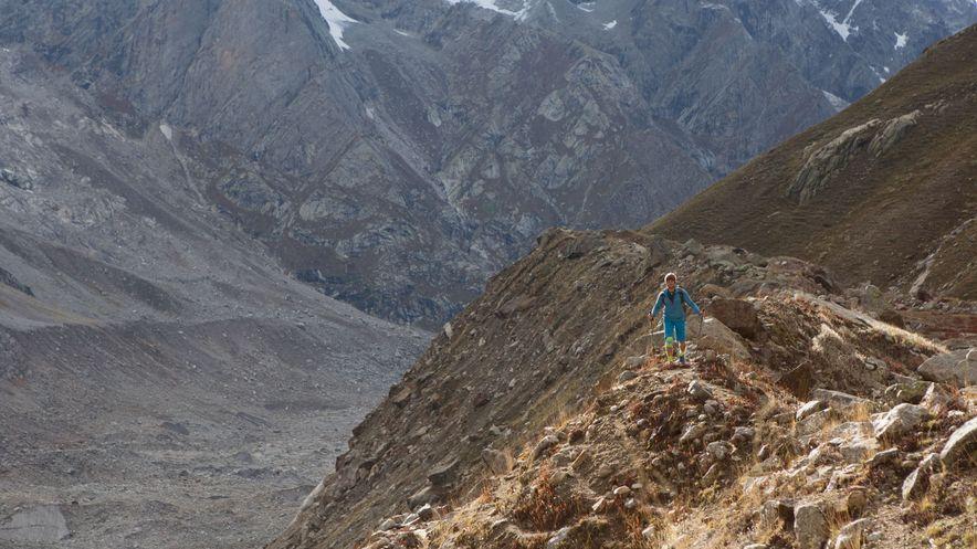 Erstbegehung der Nordwestwand des Cerro Kishtwar