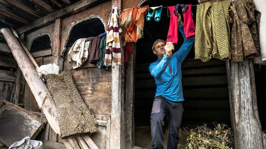 Stephan Siegrist im Himalaya