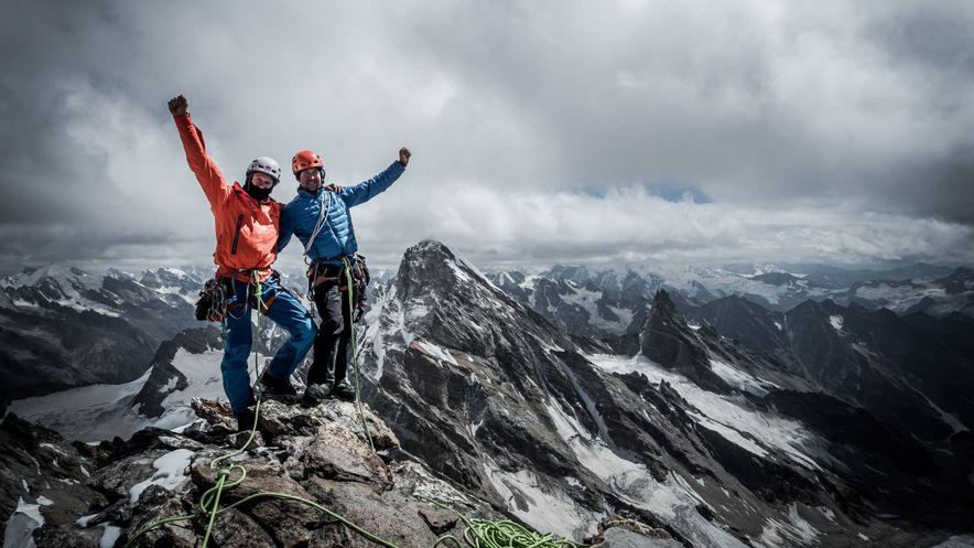 Stephan Siegrist Kaban Gipfel