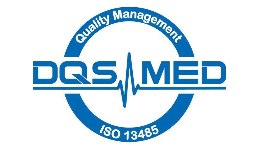 DQS MED zertifiziert