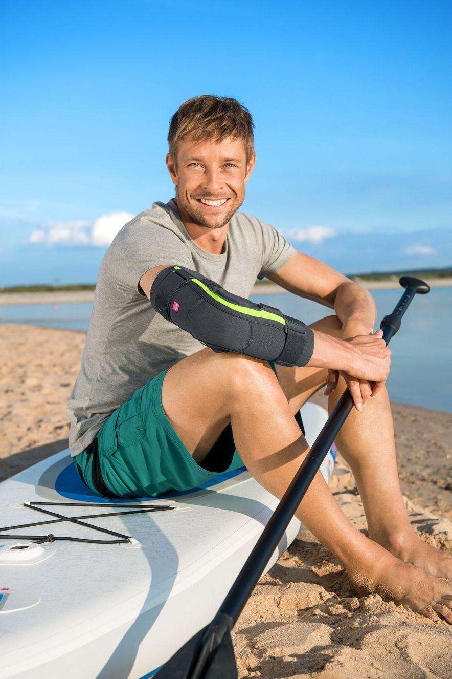 Therapie bei Luxationen und Instabilitäten am Ellenbogengelenk