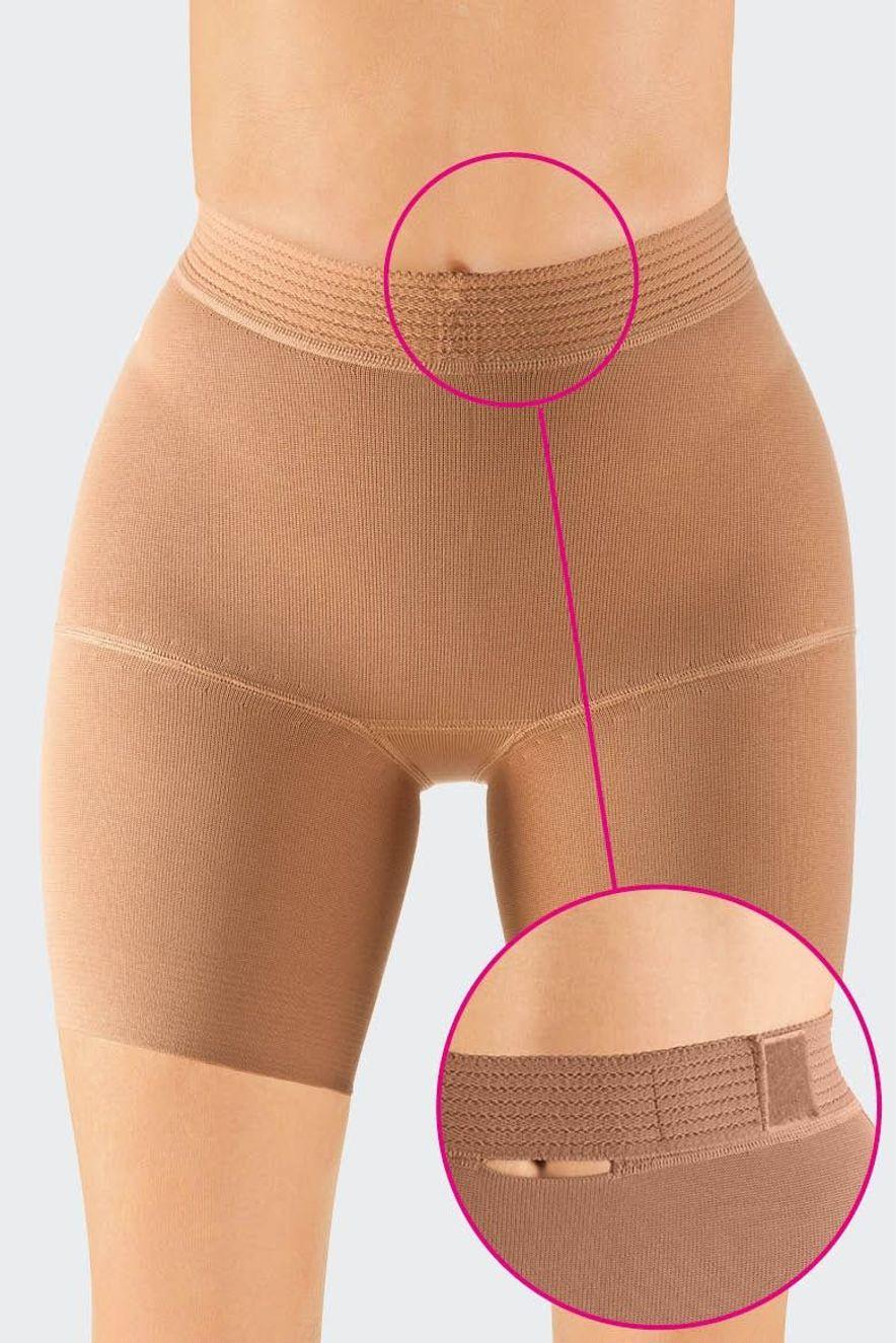 Taillenband: 4,5 cm breiter, stabiler und elastischer Abschlussrand