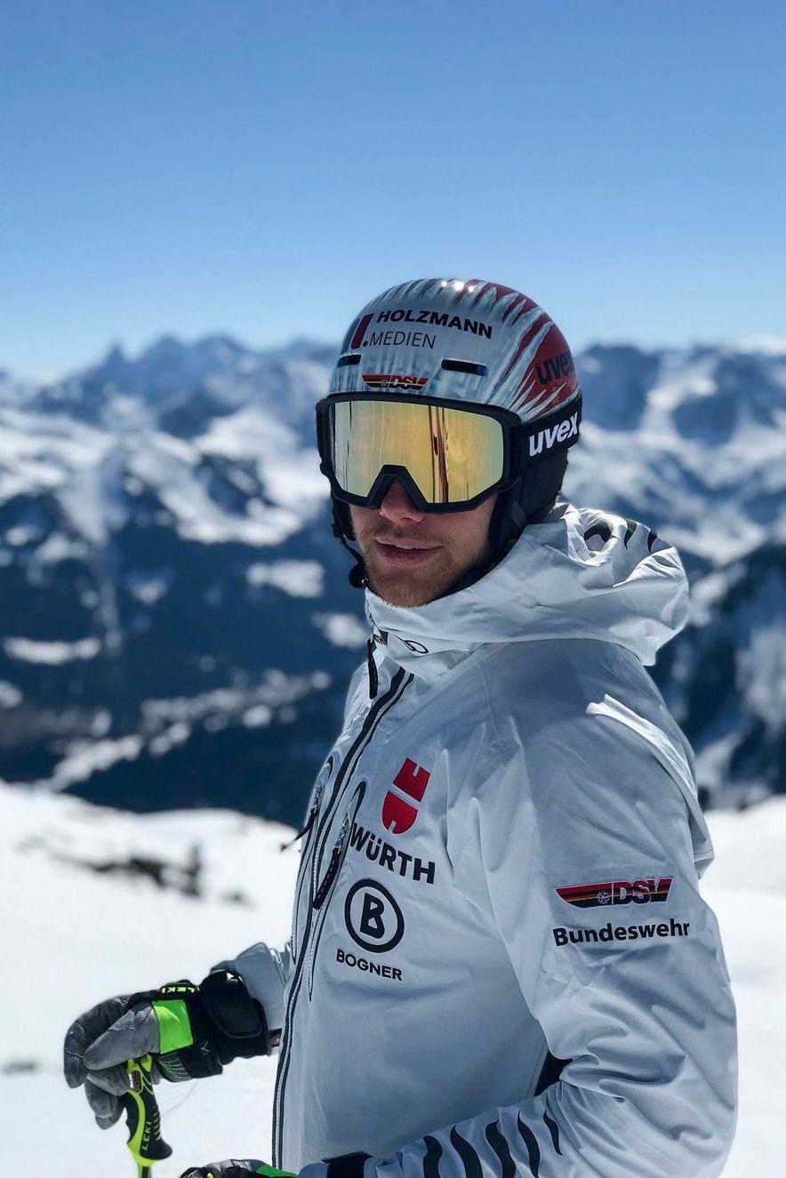 DSV Athlete Sebastian Holzmann