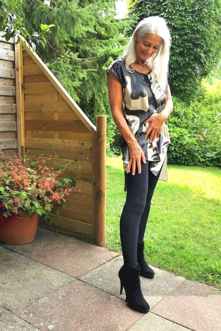Barbara Radtke: Round knit care for venous disorder