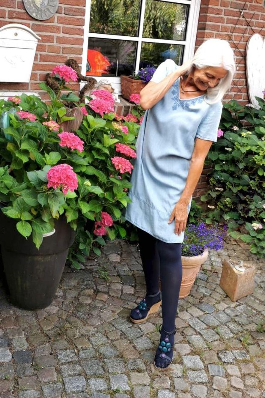 Barbara Radtke: Self-confidence in compression
