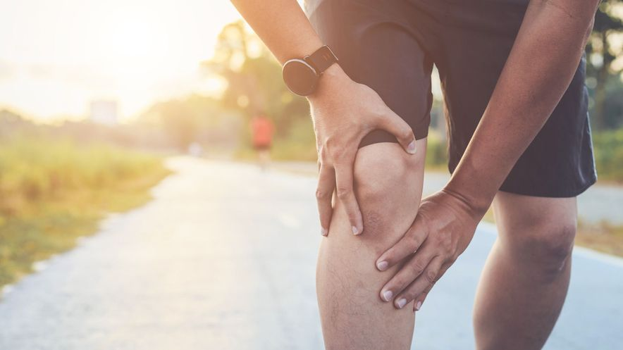 Diseases and afflictions of the knee joint