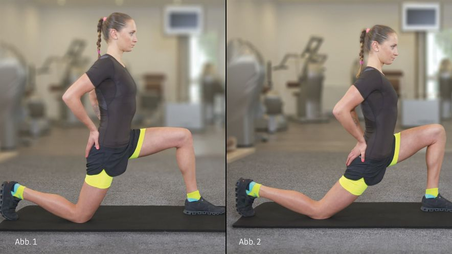 patella tip syndrome physiotherapy exercise iliopsoas muscle