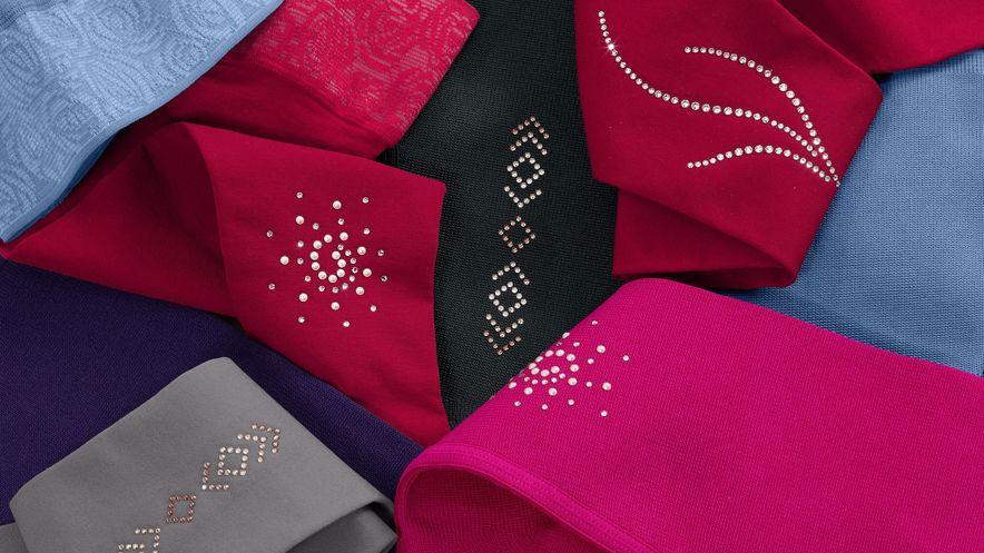 Flat knit Round knit Trend Colours Swarovski 2020