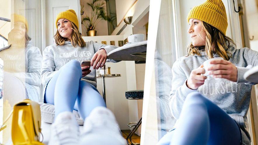 mediven trend colour Blue-Jeans