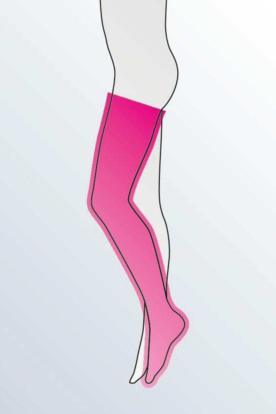 AG Thigh-length stocking