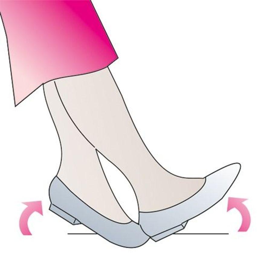 vein gymnastics rocking your feet