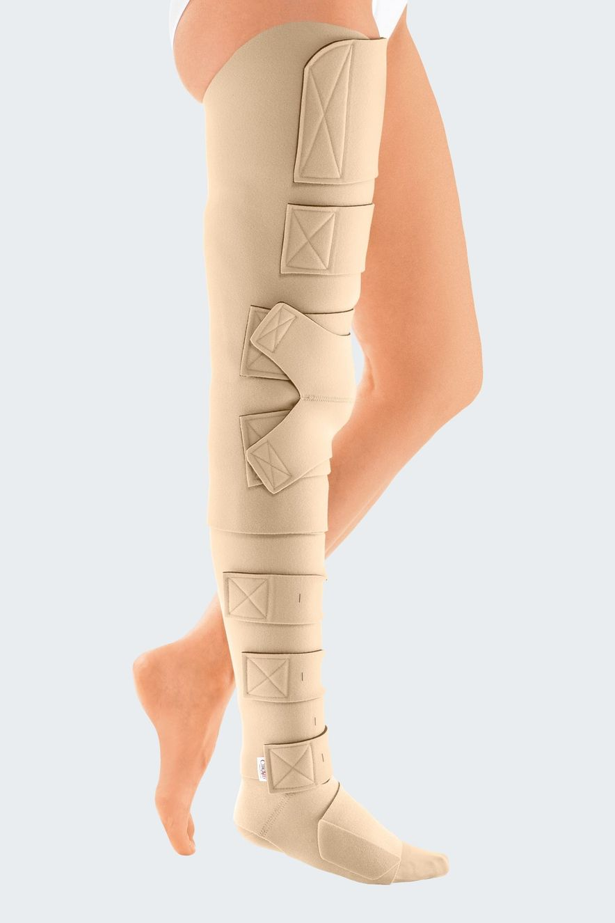 Juxta-Fit essentials upper leg with knee piece