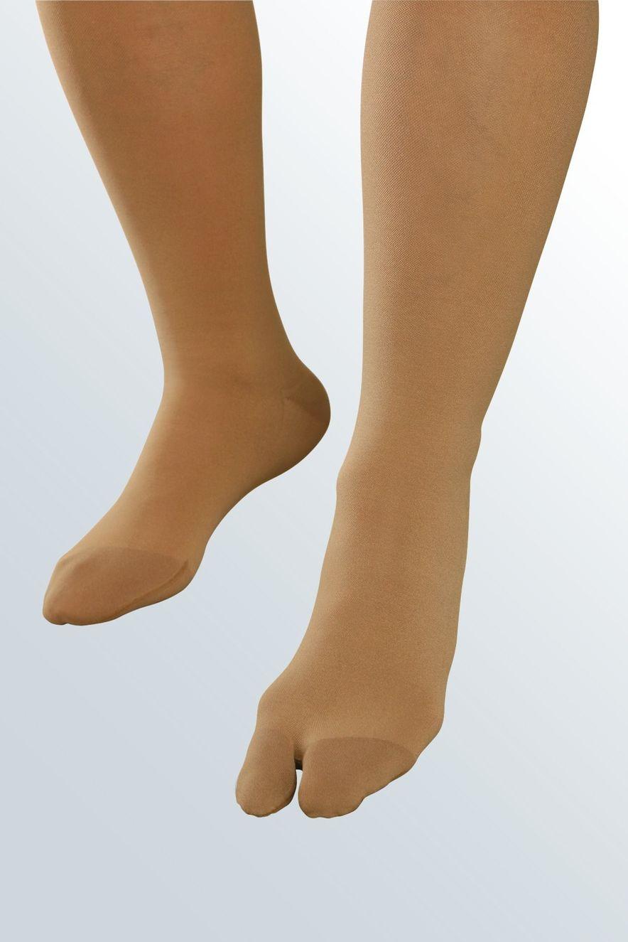 Компрессионный трикотаж для людей с вальгусной деформацией большого пальца стопы