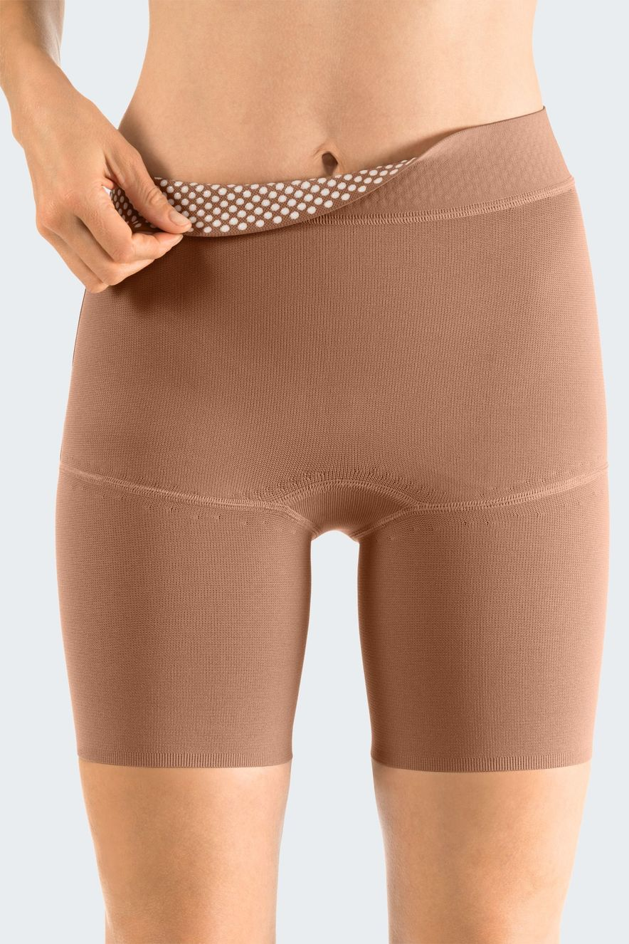 Topbands: Panty top waistband with silicone topband
