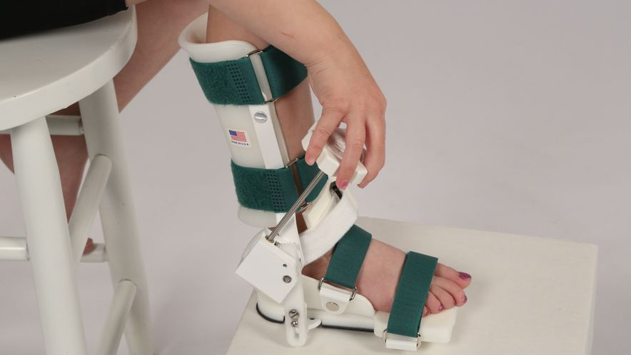 JAS Paediatric Ankle