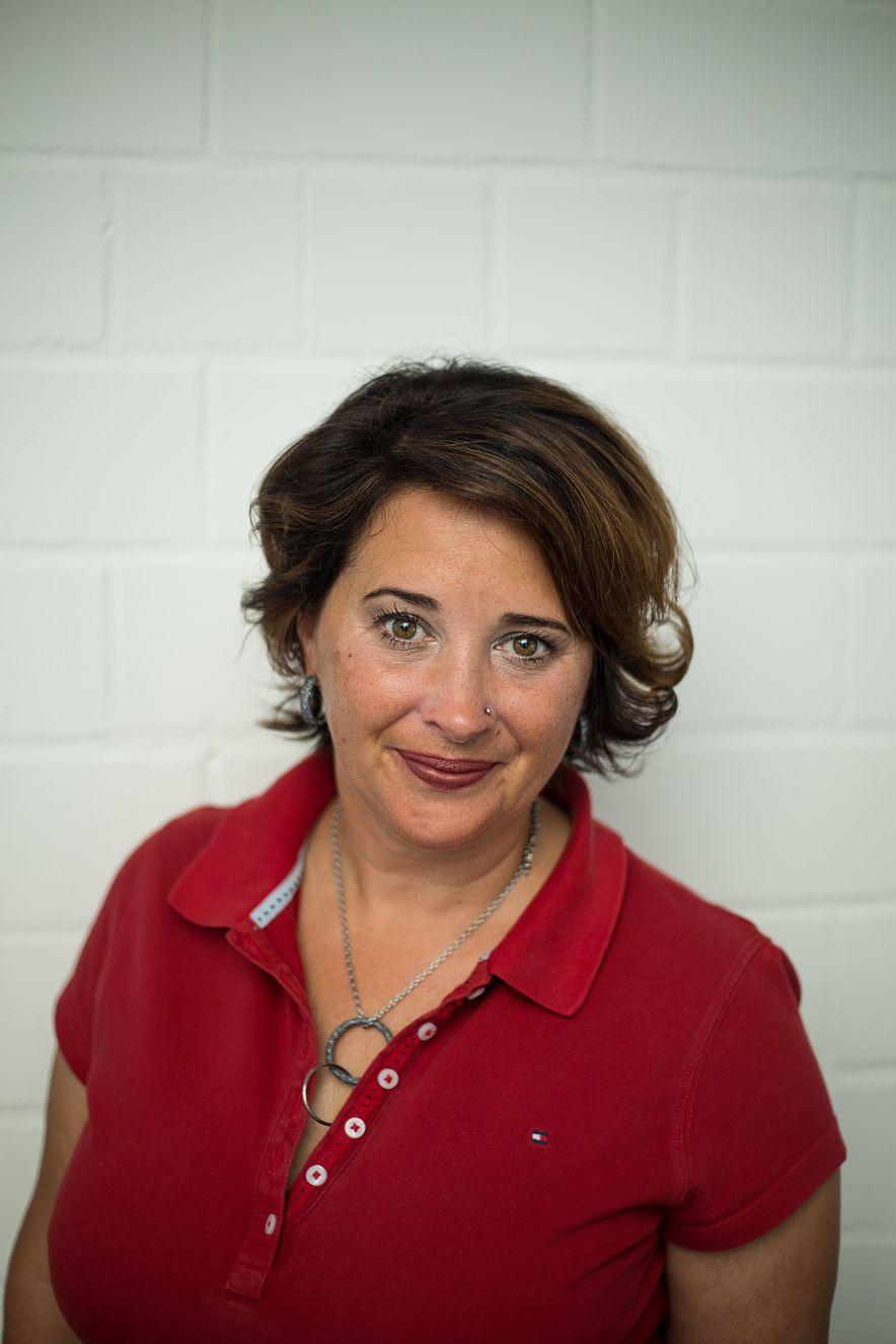 Portrait Anika Riedel