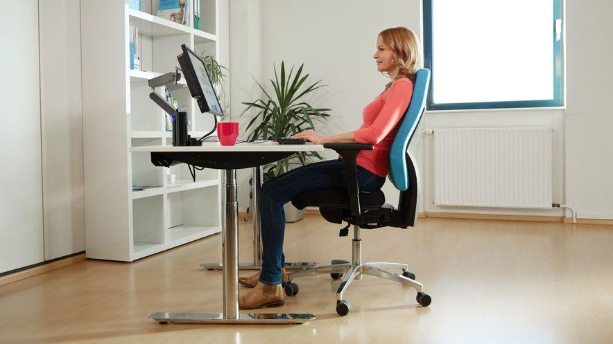 Dynamic sitting