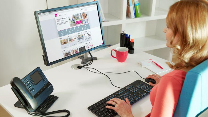 Online test: chronic back pain